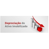 serviço de estudo de vida útil econômica ativo imobilizado Caieiras